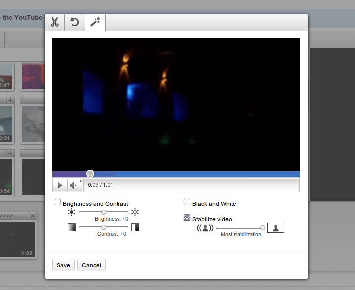 YouTube-Video-Editor-Image-Stabilization-Tool