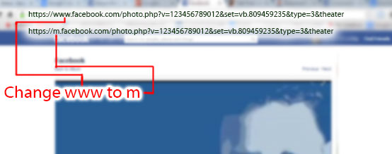 Download Facebook Videos - How To - Free -  URL Change