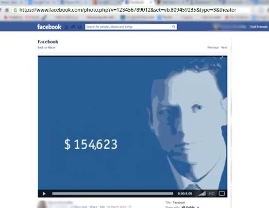 Download Facebook Videos - How To - Free - Step 1
